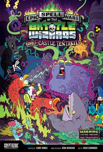 Epic Spell Wars of the Battle Wizards: Rumble at Cast - for rent