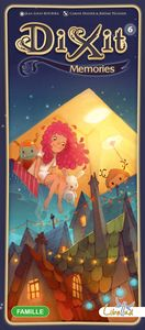 Dixit: Memories expansion - for rent
