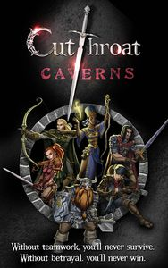 Cutthroat Caverns & expansion: Adventures B1-B2 - for rent