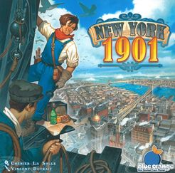 New York 1901 - for rent
