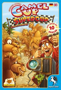 Camel Up Super Cup expansion - for rent
