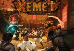 Kemet expansion Ta-Seti - for rent