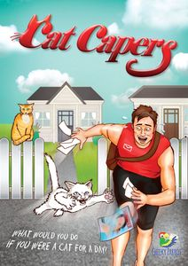 Cat Capers - for rent