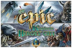 Tiny Epic Kingdoms:Heroes Call expansion - for rent