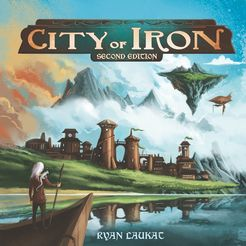City of Iron (2nd Edition) - for rent