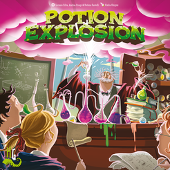 Potion Explosion - for rent