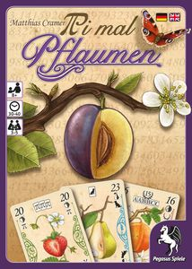 Pi Mal Pflauem Card game - for rent