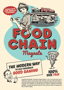 Food Chain Magnate - for rent