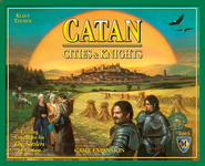 Catan: Cities and Knights - for rent