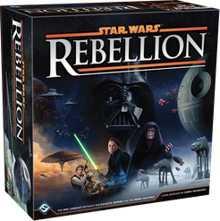 Star Wars Rebellion - for rent
