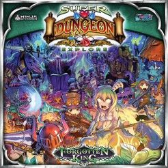 Super Dungeon Explorer - Forgotten King - for rent