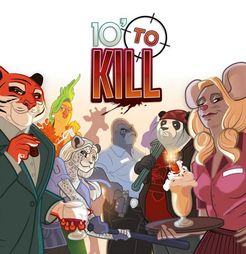 10' to Kill - for rent