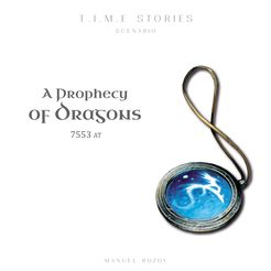 Time Stories expansion: A Prophecy of Dragons - for rent