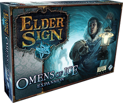 Elder Sign expans:Omen of Ice & Grave consequence - for rent