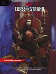 Dungeons and Dragons Curse of Strahd Adventure - for rent