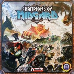 Champions of Midgard - for rent