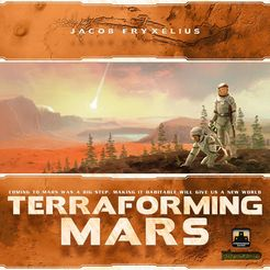 Terraforming Mars - for rent