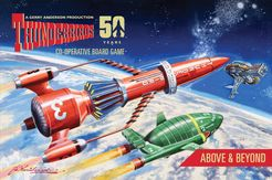 Thunderbirds : Above and Beyond expansion - for rent