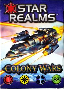 Star Realms: Colony Wars - for rent