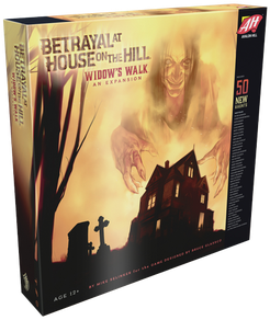 Betrayal at House on the Hill: Widows Walk expansion - for rent