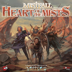 Mistfall Heart of the Mist - for rent