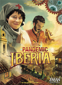 Pandemic Iberia - for rent