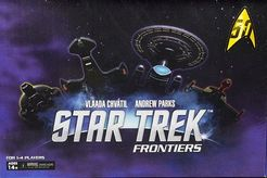 Star Trek Frontiers - for rent