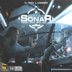 Captain Sonar - for rent