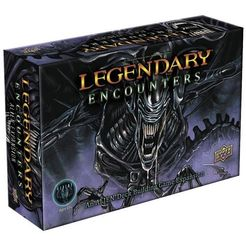 Legendary Alien Expansion - for rent