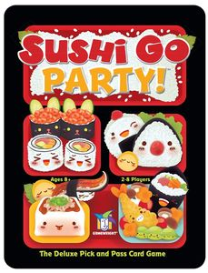 Sushi Go Party - for rent