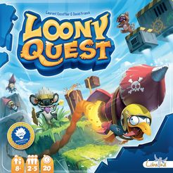Loony Quest - for rent