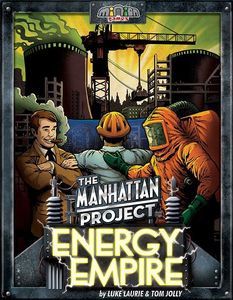 Manhattan Project: Energy Empire - for rent