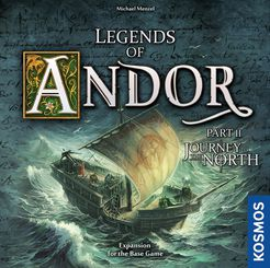 Legends of Andor: Journey to the North expansion - for rent