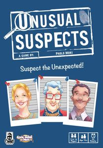 Unusual Suspects - for rent