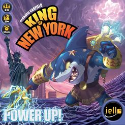King of New York: Power Up expansion - for rent
