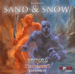Mistfall Sand and Snow expansion - for rent