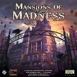 Mansions of Madness (2nd Edition) - for rent