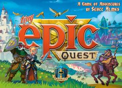 Tiny Epic Quest - for rent