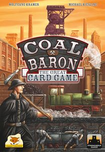 Coal Baron : The Great Card Game - for rent
