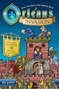 Orleans Expansion: Invasion - for rent