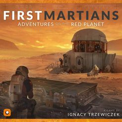 First Martians:Adventures on the red planet - for rent