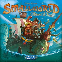Small World: River World expansion - for rent