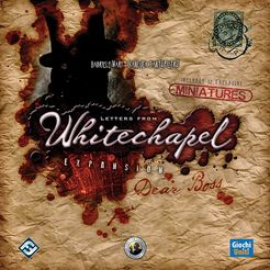 Letters from Whitechapel : Dear Boss expansion - for rent