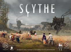Scythe and Scythe: Invaders from Afar expansion - for rent