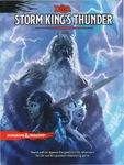 Dungeon and Dragons Storm King's Thunder adventure - for rent