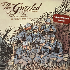The Grizzled (and expansion) - for rent