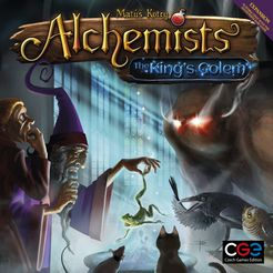 Alchemist: Kings Golem expansion - for rent
