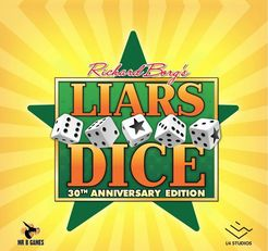 Liars Dice 30th Anniversary Edition - for rent