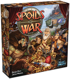 Spoils of War - for rent