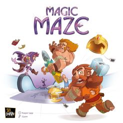 Magic Maze - for rent